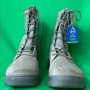Under Armour Shoes - NEW Under Armour Boots Size 11